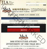 JIA(japan investment academy)の画像